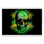 Cráneo del circuito de Jamaica Tarjeta