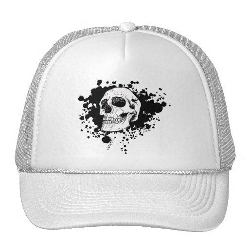 cráneo del emo del vector