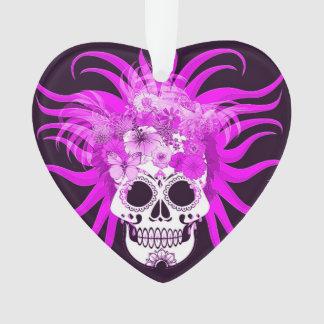 cráneo del hippie, rosado