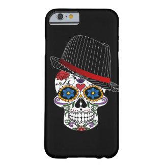 Cráneo del inconformista funda para iPhone 6 barely there