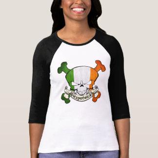Cráneo del irlandés de Fitzpatrick Camiseta