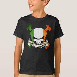 Cráneo del irlandés de McGrath Camiseta