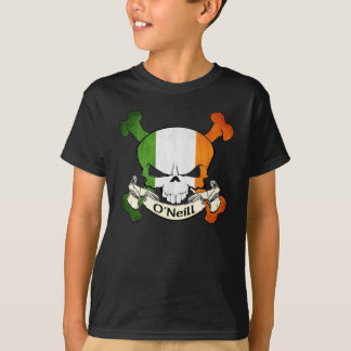 Cráneo del irlandés de O'Neill Camiseta