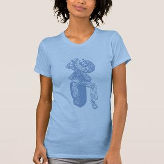 Cráneo del Mariachi Camiseta