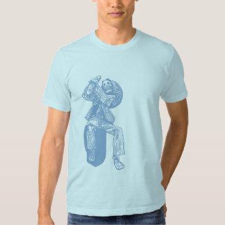 Cráneo del Mariachi Camisetas