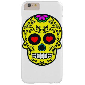 cráneo del mexicano del caso del iPhone 6/6s Funda Barely There iPhone 6 Plus