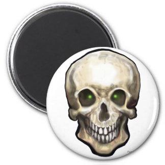 Cráneo Imanes