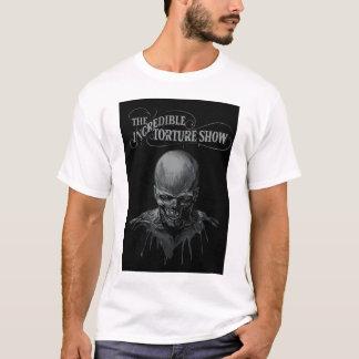 Cráneo increíble camiseta