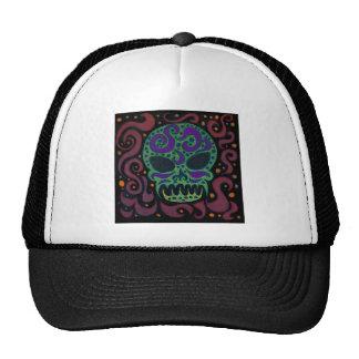 Cráneo tribal gorras de camionero