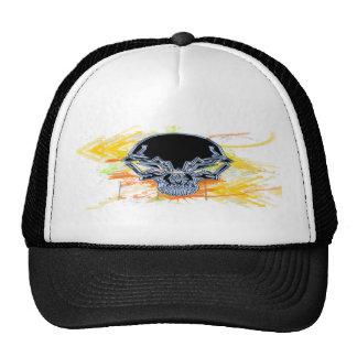 Cráneo urbano gorras de camionero