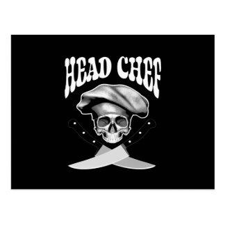 Cráneo V2 del chef
