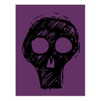 Cráneos Postal