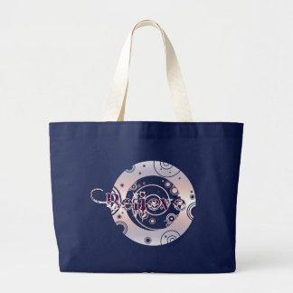Crea el bolso de los círculos bolsa