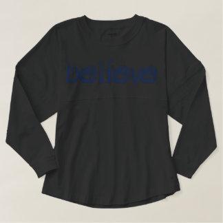 Crea el jersey cómodo