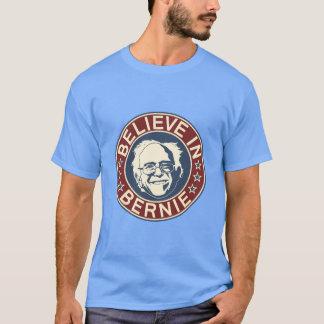 Crea en la camiseta de Bernie (azul)