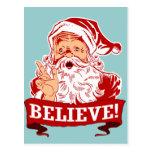 Crea en Papá Noel Postal