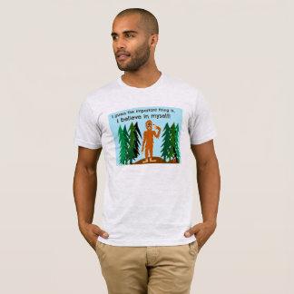 Crea en sí mismo la camiseta
