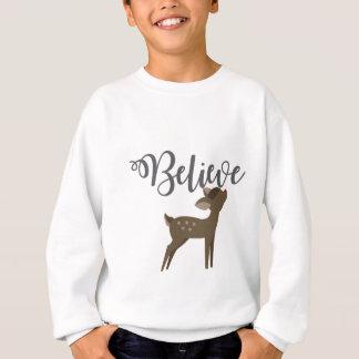 Crea la camisa de Rudolph del reno del bebé