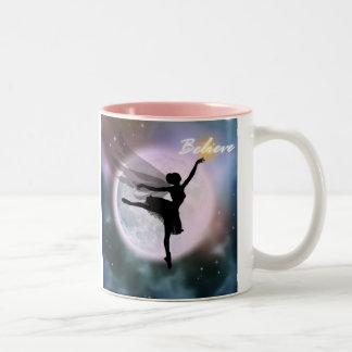 Crea la taza de hadas de la danza