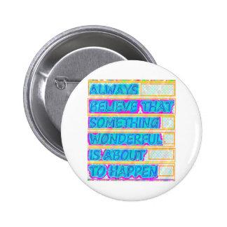 CREA los tiempos maravillosos de la creencia: G ar Pins