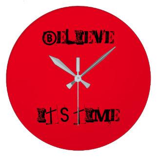 """""""Crea que es reloj del tiempo"""""""