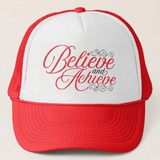 Crea y alcance el gorra