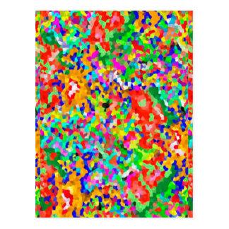 Creación ARTÍSTICA de ColorMANIA:  REGALOS baratos Postal