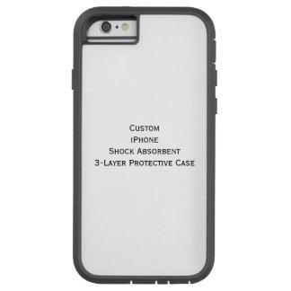 Cree el choque del iPhone absorben la funda