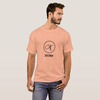 Cree la camiseta de los hombres cómodos del reino
