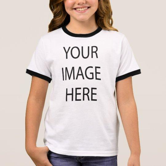 Cree la camiseta del campanero de su propio chica