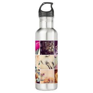 Cree su propia botella de agua de Instagram
