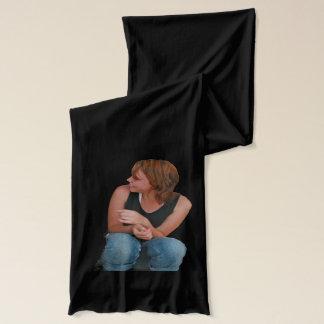 Cree su propia bufanda de encargo del diseñador