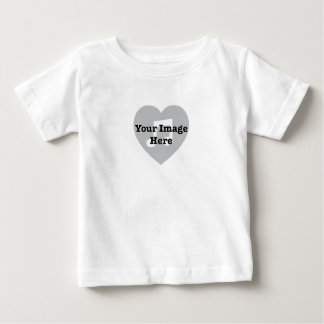 Cree su propia camiseta del bebé