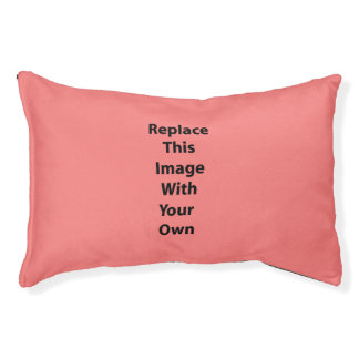 Cree su propia foto de encargo cama para mascotas