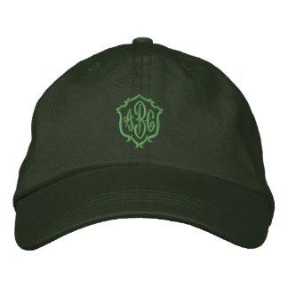 Cree su propia gorra de béisbol bordada fresca del