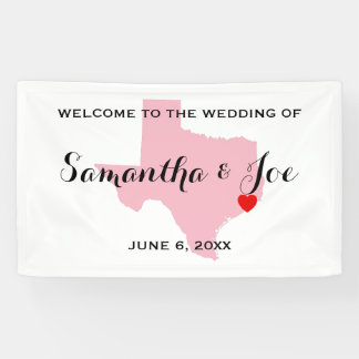 Cree su propia recepción del boda de Tejas Lona