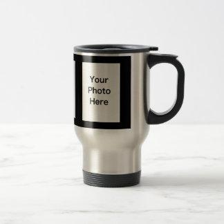 Cree su propia taza del viaje de la carga por