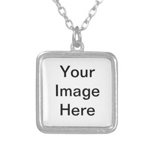 Cree su propio collar cuadrado