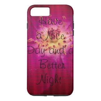 Cree su propio Niza precioso lindo y mejor Funda iPhone 7 Plus