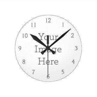 Cree su propio reloj de pared