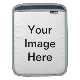 Cree sus los propios funda para iPad