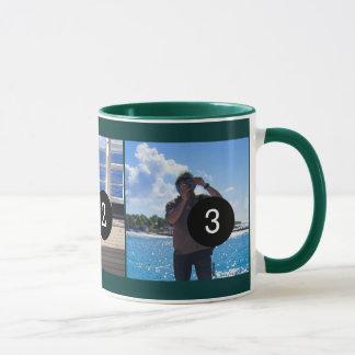 Cree sus propias imágenes del momento 3 del estilo taza