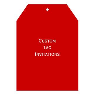 Cree sus propias invitaciones de encargo de la anuncio personalizado