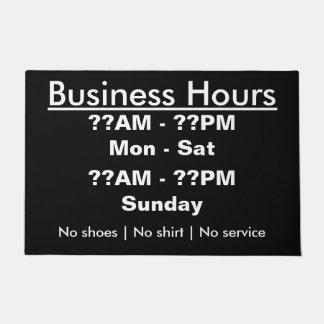 Cree un negocio