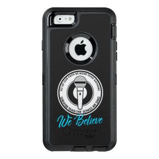 Creemos iPhone y el caso de Samsung Otterbox Funda OtterBox Defender Para iPhone 6