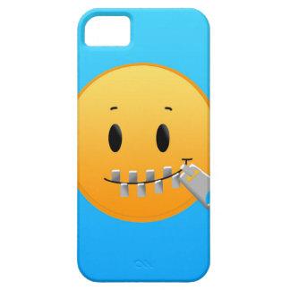Cremallera Emoji Funda Para iPhone SE/5/5s