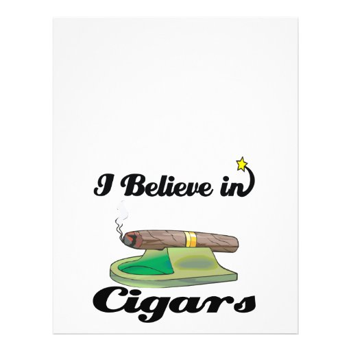 creo en cigarros tarjetón