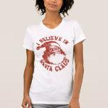 Creo en la camisa de Papá Noel