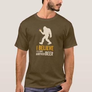 Creo que tendré otra camiseta de la cerveza