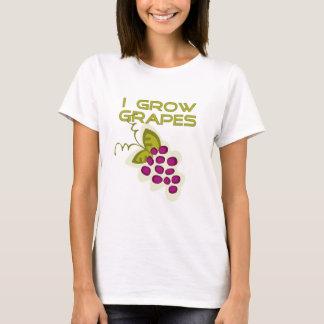 Camiseta Crezco las camisetas y los regalos de las uvas